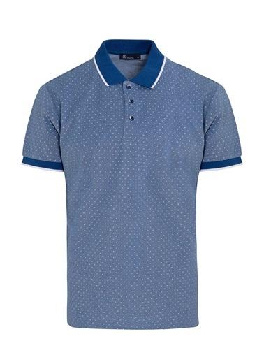 Hatemoğlu Tişört Mavi